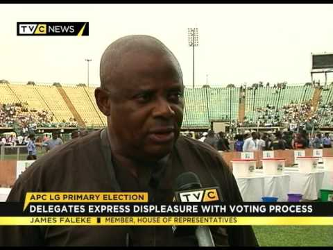 APC LAGOS PRIMARY ELECTION