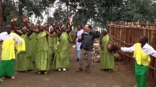 Rwanda Tribal Dance