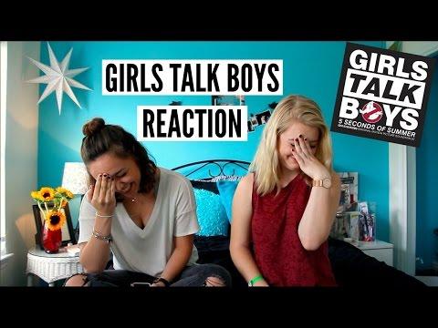 5SOS GIRLS TALK BOYS REACTION & REVIEW