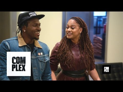 Pusha T & Ava DuVernay Discuss the Importance of '13th' Documentary | Complex