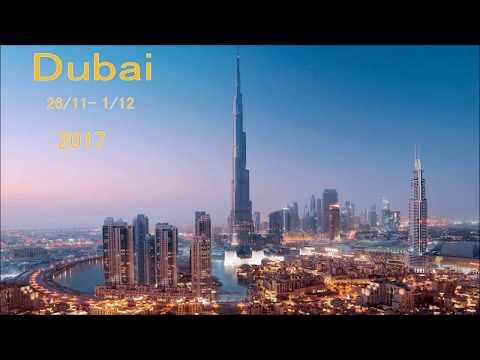 Dubai in 5 days by Big Bus nov. 2017