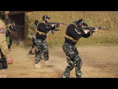 PRIVATE MILITARY CONTRACTOR COURSE (CY & GR -NOVEMBER 2016)