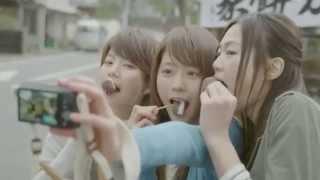 有村架純(ありむらかすみ)出演CM「女子旅でシェア」篇 FlashAir™ TOSH...