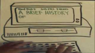 A Brief History of the Internet- Animated Documentary