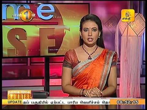 News1st Prime Time News Sunrise Shakthi TV 15th May 2017