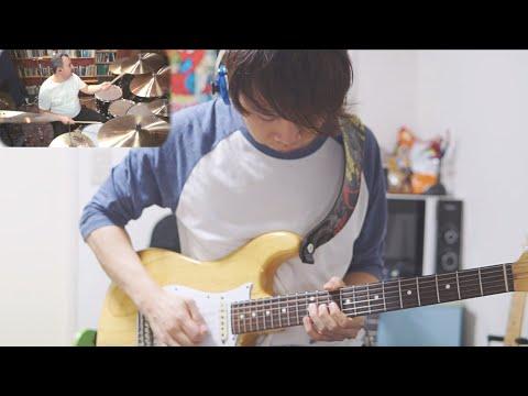 Beatles - Hey Jude (Martin Miller u0026 Paul Gilbert ver.) [Guitar Intro Solo Cover]