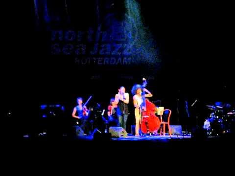Esperanza Spalding at North sea jazz 2011