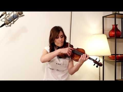 "P. de Sarasate - ""Carmen"" Fantasy (Diana Jipa & Stefan Doniga)"