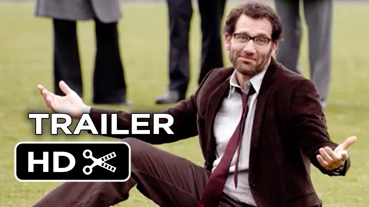 Words and Pictures Official Trailer #1 (2014) - Clive Owen Romantic Comedy  HD - YouTube