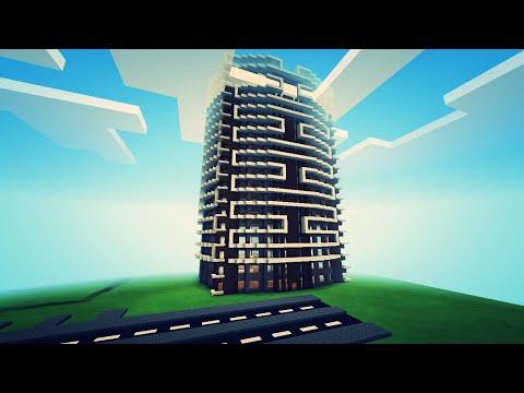Minecraft PE; Park View Erbil (Appartement)