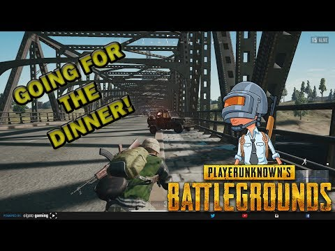 Lets go for the Chicken Dinner (PUBG) Player Unknown Battlegrounds -Xbox one S