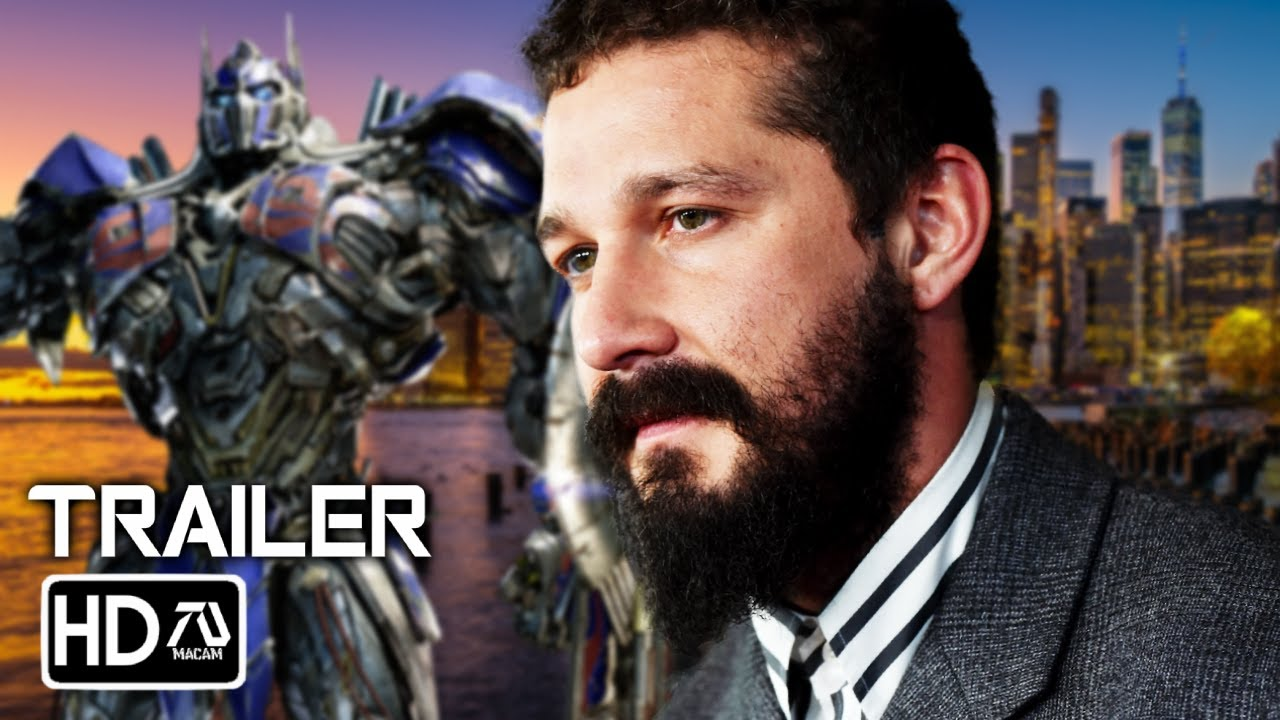 Download TRANSFORMERS 7 RISE OF THE BEASTS Trailer #4 (2022) Mark Wahlberg, Shia Labeouf (Fan Made)