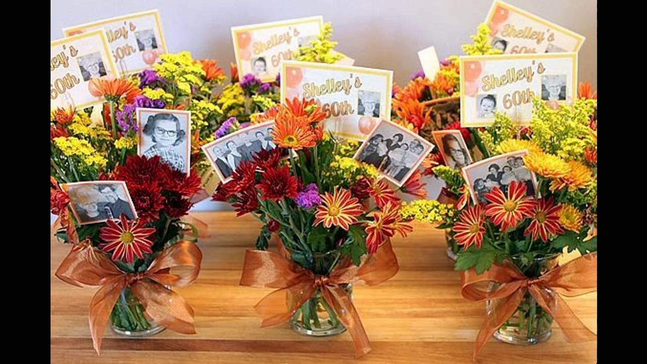 Superb Retirement Dinner Party Ideas Part - 4: Retirement Party Themed Decorating Ideas - YouTube