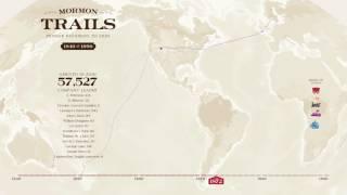 Mormon Trails: Pioneer Pathways to Zion