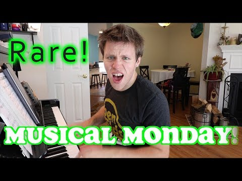 RARE Musical Theatre Audition Song for Singers | Musical Monday
