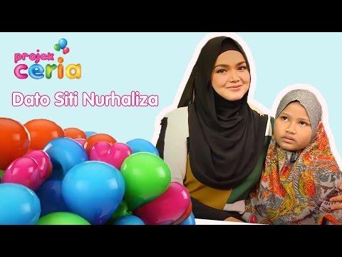 Projek Ceria: Dato Siti Nurhaliza