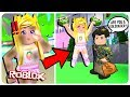 I Was Poor So I Dated My Rich Best Friend... Bloxburg Roblox Roleplay