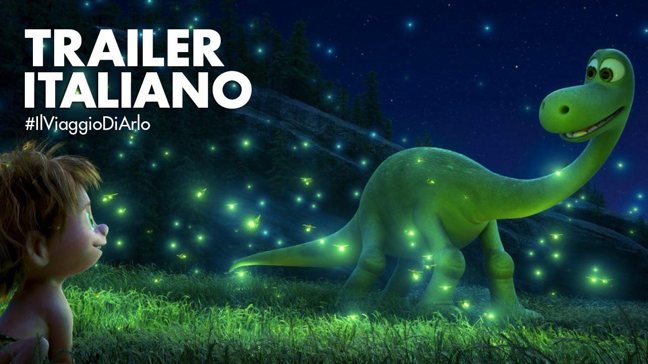 Disney pixar il viaggio di arlo trailer ufficiale