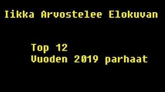 Iikka Arvostelee Elokuvan: Top 12 vuoden 2019 parhaat