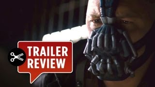Instant Trailer Review - The Dark Knight Rises (2012) - Christopher Nolan Movie HD