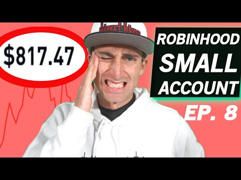 This Option Trading Strategy Saved My Account | Small Account Challenge Ep. 8