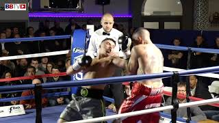 NICK BALL VS JOE DUCKER - BBTV - BLACK FLASH & ERT PROMOTION LIVERPOOL