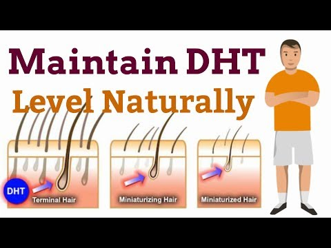 What Is DHT And How To Reduce It | Natural DHT Blockers | Hair Loss Treatment In HIndi