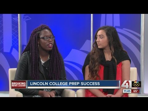 Lincoln College Prep is the best high school in Missouri