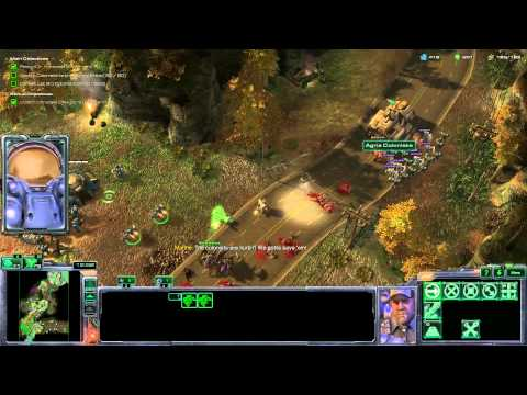 Starcraft 2: Wings of Liberty - The Evacuation
