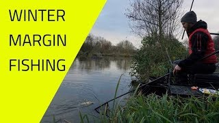 WINTER MARGIN FISHING - POLE FISHING FOR CARP AND F1S - ROB WOOTTON