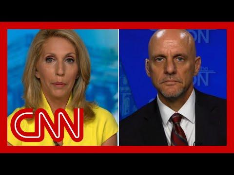 CNN: FDA commissioner refuses to defend Trump claim