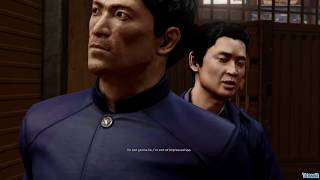 Mission 19 - Initiation   Sleeping Dogs PC