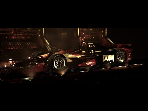 DOOM Races to the Indianapolis 500