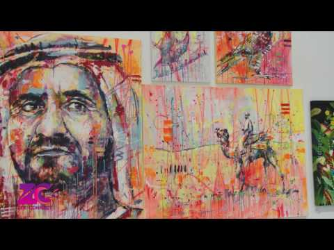 World Art Dubai 2017 - Zee Connect Coverage