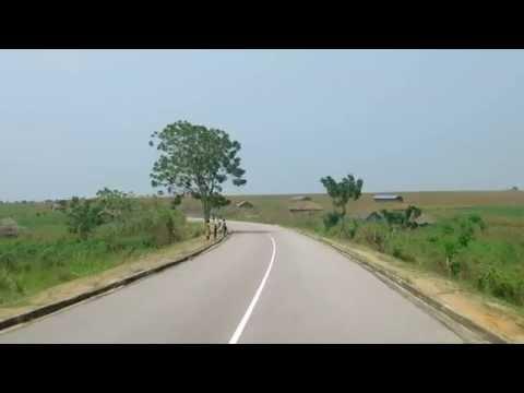 De Kinshasa a Kikwit