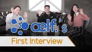 [한글자막] aelf(ELF) first interview (Co-founder Chen Zhuling) 엘프 단독 인터뷰 [Block Info_블록인포] ico review
