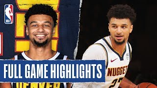 NUGGETS at KNICKS | FULL GAME HIGHLIGHTS | December 5, 2019