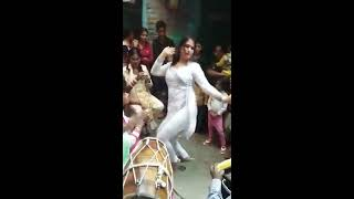 Beautiful hot Dance at Home