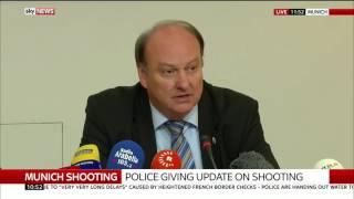 Munich Gunman Had No Links To Islamic State