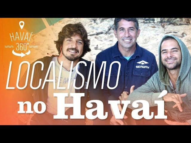 Danilo Couto e Pigmeu falam sobre localismo e ondas grandes no Havaí | Havaí 360º | Canal OFF