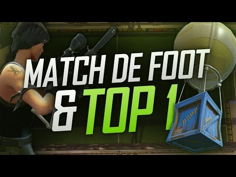 MATCH DE FOOT & TOP 1 ft Hellx