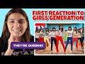 Gambar cover FIRST TIME REACTING TO GIRLS GENERATION GEE, I GOT A BOY, ETC
