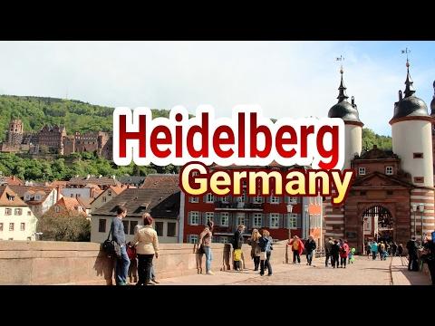 Trip to Heidelberg, Germany
