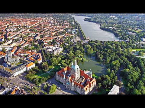 Hannover, Germany 2021 Walking Tour Part 4