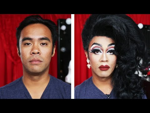Men Get Transformed By Drag Queens