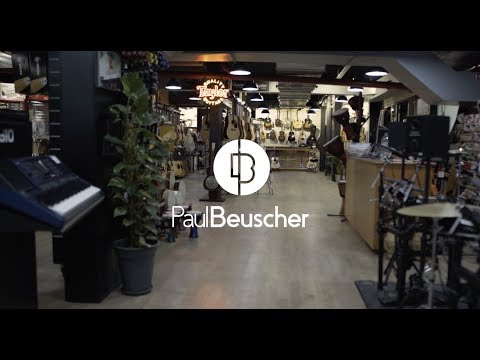 Paul Beuscher - Magasin de musique