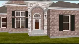 Lake Conroe Builders Plans April Sound Bentwater Walden Woodforest Home Plans House Designer