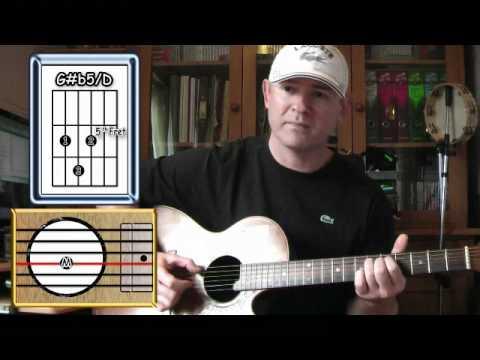 English Rose - The Jam (Paul Weller) - Guitar Lesson