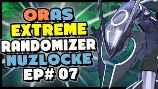 Shadow MEGA RAYQUAZA!! - Pokemon Alpha Sapphire HD Extreme Randomizer Nuzlocke Episode 7