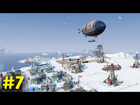 ARCTIC GAS! - Let's Play ANNO 1800 - S2 Ep.7 [All DLC]